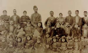 Momjan's family