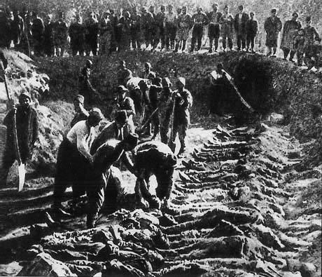Геноцид армян и греков- преступление против человечности